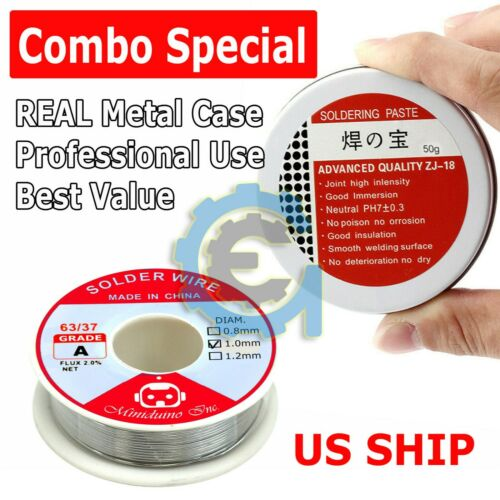 50g Rosin Soldering Flux Paste Solder Welding Grease Cream Wire for Phone PCB