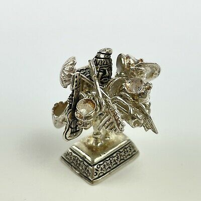 Miniatures Sterling Figure