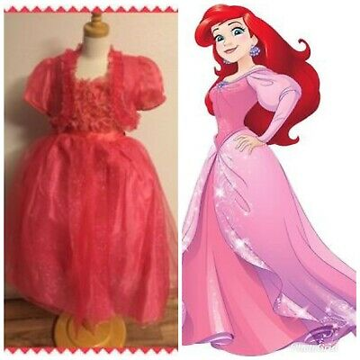 Ariel  Girls Cirak  Dress Flower Girls dress,Costume,First dress