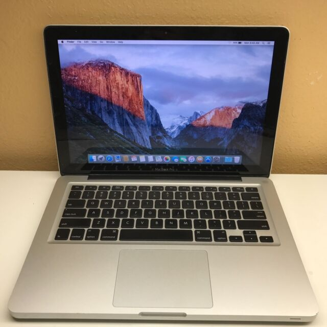 """Apple MacBook Pro A1278 13"""" 2.53GHz Core 2 Duo 4GB 320GB (Mid-2009) LOADED"""