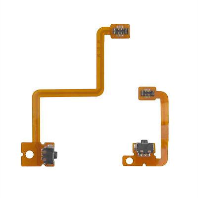 L R Left Right Shoulder Trigger Button Switch Flex Cable Set for Nintendo 3DS
