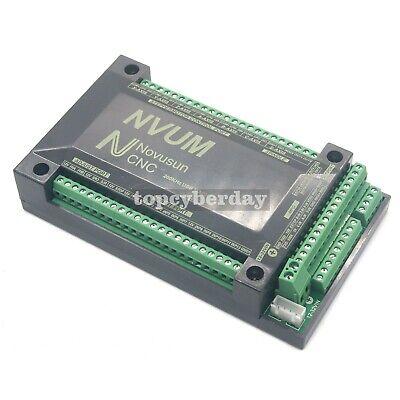 5-axis Controller Usb Mach3 Interface Board Card Cnc For Stepper Motor Nvum5