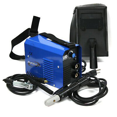 110v 10-85a Mma Handheld Mini Electric Igbt Welder Inverter Arc Welding Machine