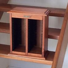 CD storage unit. Elanora Heights Pittwater Area Preview