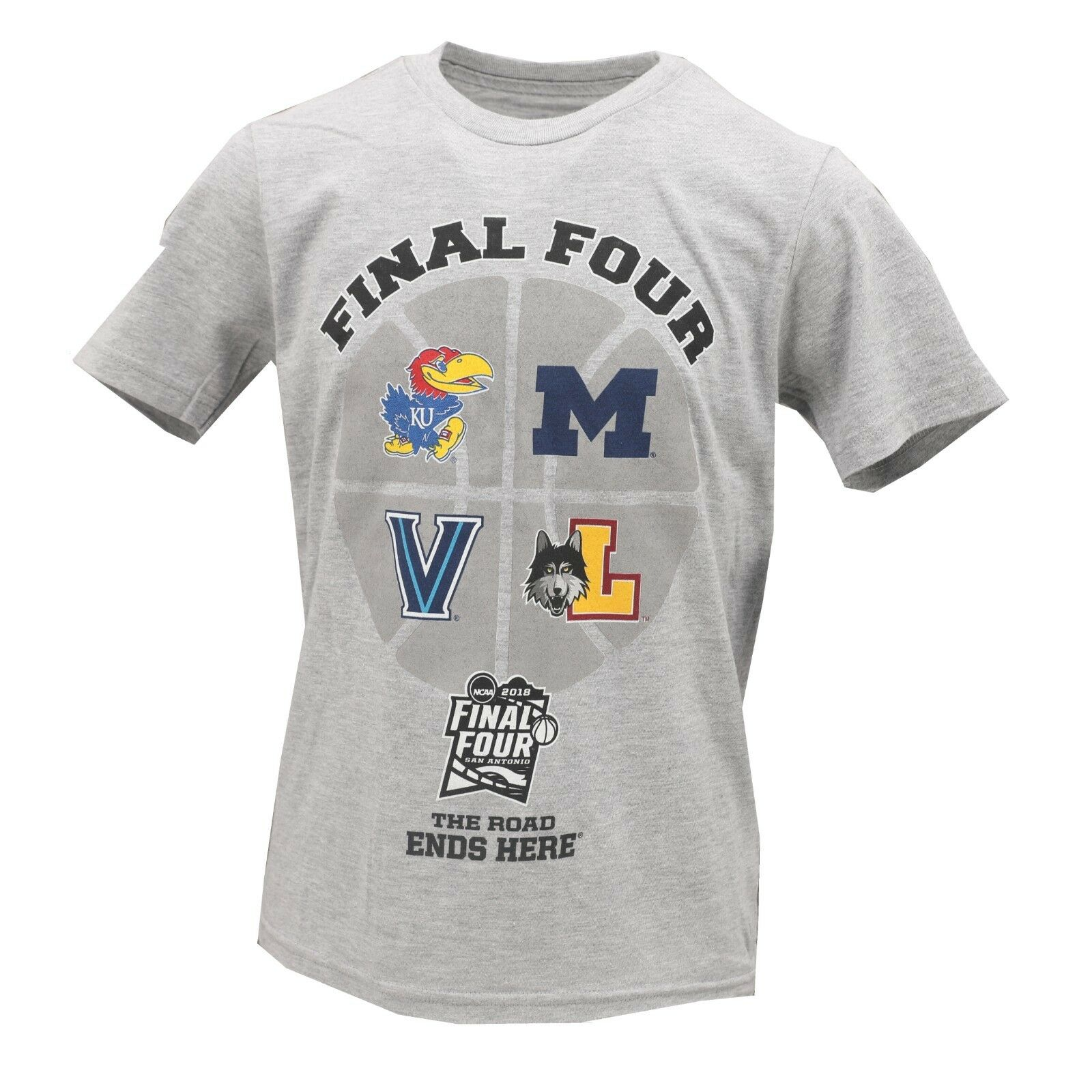 Gen2 Michigan Wolverines Team Colors Youth Shirt