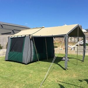 Brumby tent Bolwarra Heights Maitland Area Preview