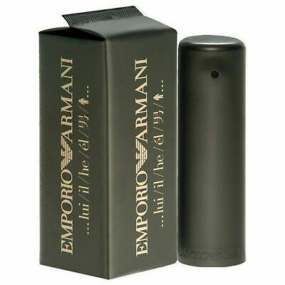 EMPORIO ARMANI HE 100ML EAU DE TOILETTE SPRAY BRAND NEW & SEALED