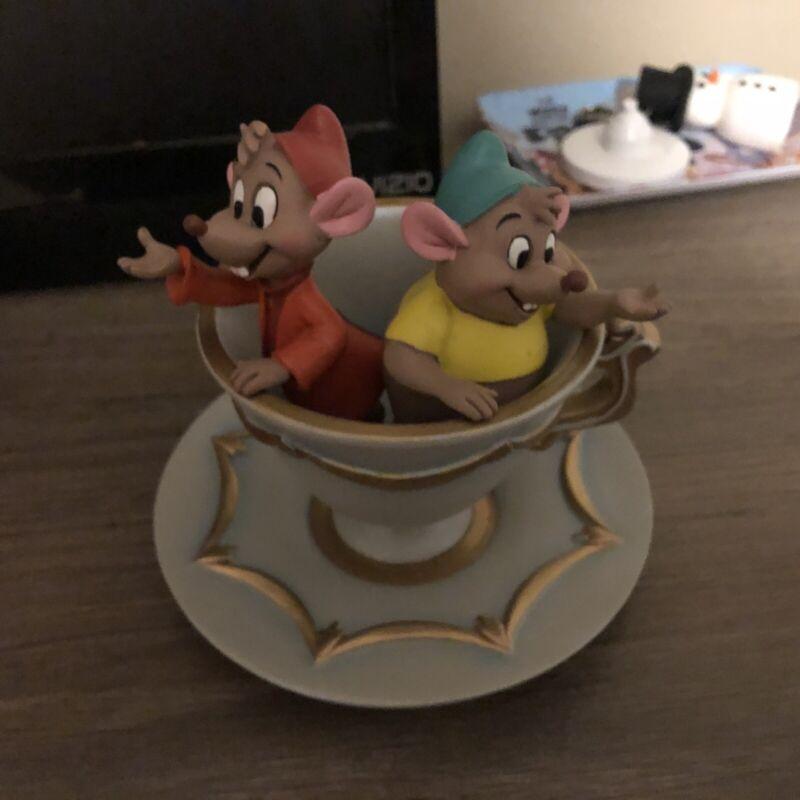 Disneys Cinderella Jaq and Gus