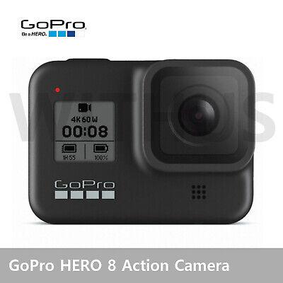 GoPro HERO8 Black - Waterproof Action Camera 4K Ultra HD Video