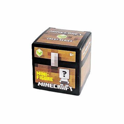 MINECRAFT DWV92 MINI FIGURES BLIND BOX CHEST SERIES 2