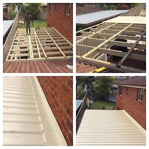 Roofs,Gutter and downpipes repair. Wollongong Wollongong Area Preview