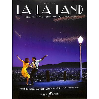 Klavier Noten - LA LA LAND - Soundtrack aus dem neuen Kinofilm