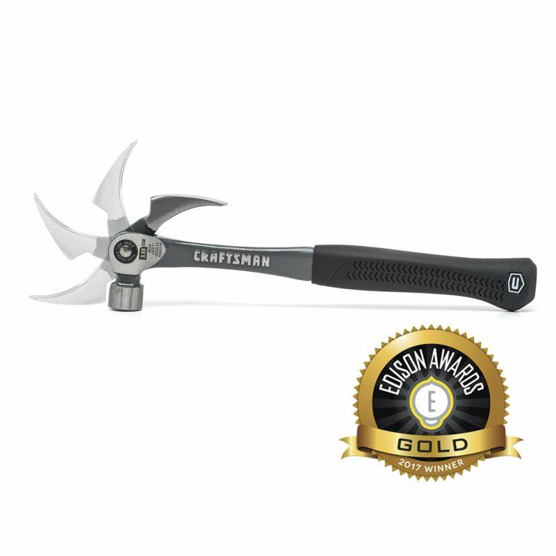 CRAFTSMAN Hammer, Flex Claw, 18 oz. (950845)
