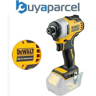 Dewalt DCF809N 18v XR Brushless Impact Driver - Bare Tool RP DCF787N DCF887N