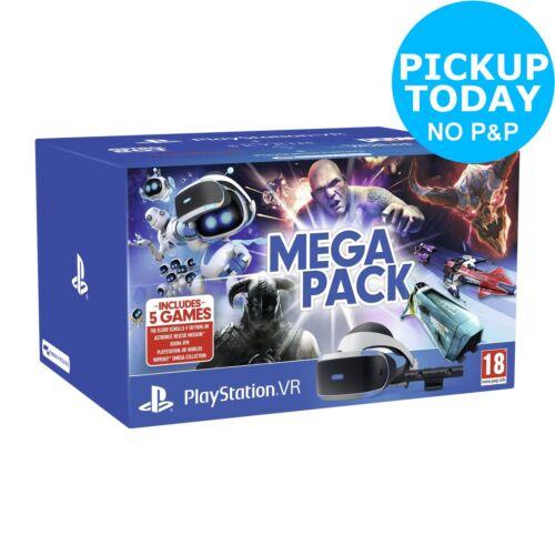 Playstation Vr Mega Pack (Ps4)