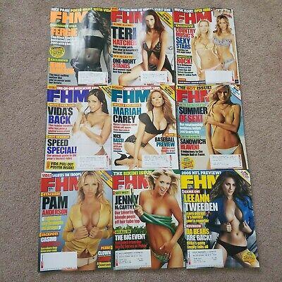 Jan-Sep 2005 FHM For Him Magazine, Like Maxim