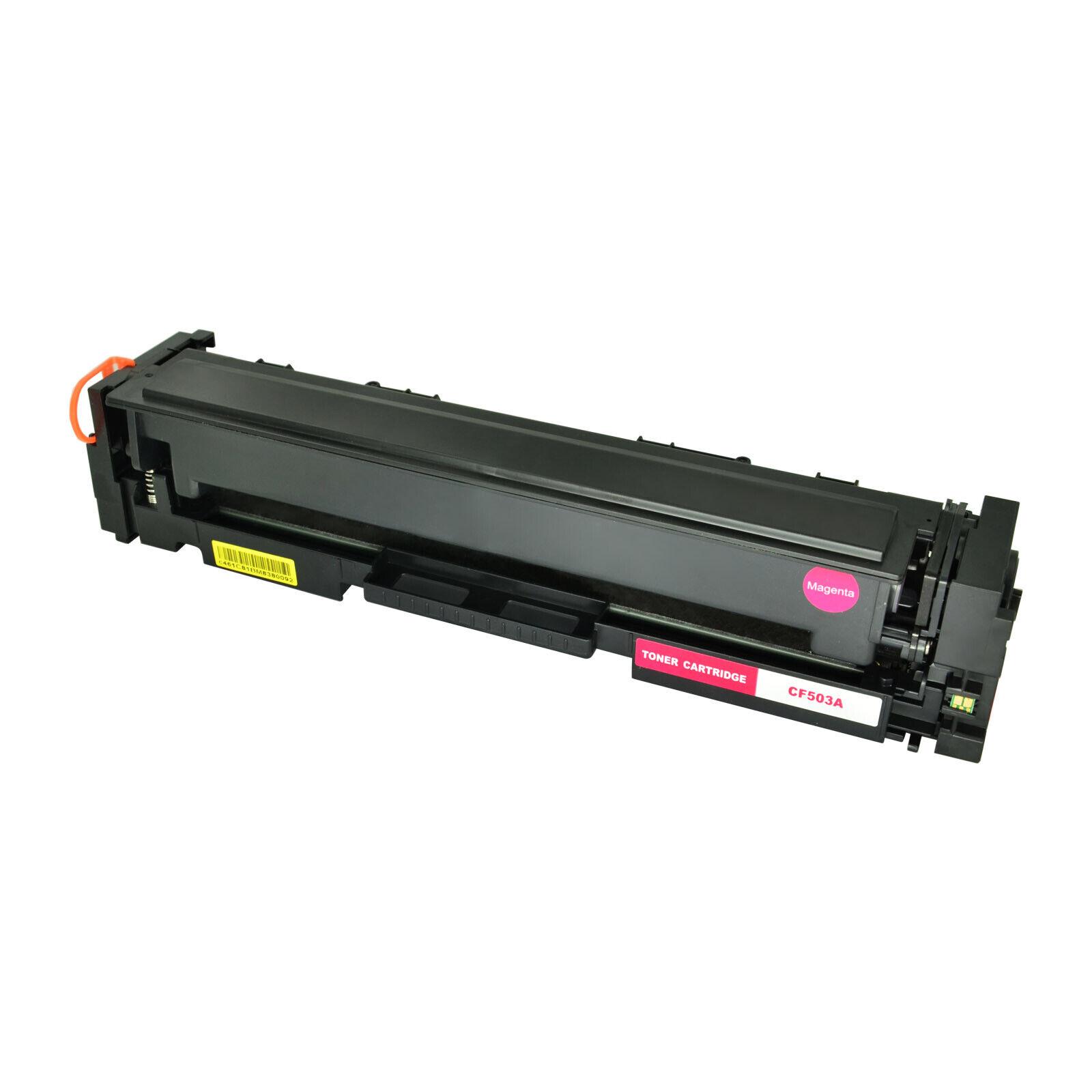 1PK CF500A Black Toner Cartridge For 202A Color LaserJet Pro M254dn M281fdw
