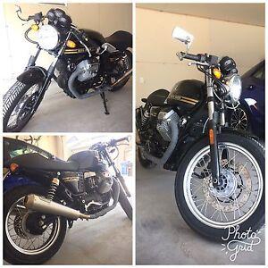 2012 Moto Guzzi V7 Classic