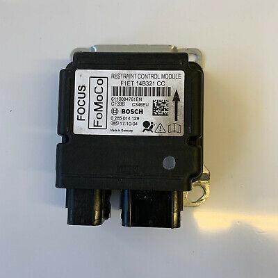 Ford Focus mk2 airbag control system ECU module 8M5T-14B321-BD 2008-2010