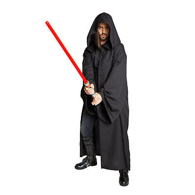 Adult Teen Mens Jedi Sith Anakin Emperor STAR WARS Lord Vader Costume Robe Cloak - Jedi Costumes Adults
