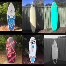 Buy a used or second board and win a sticky feet clock Margaret River Margaret River Area Preview