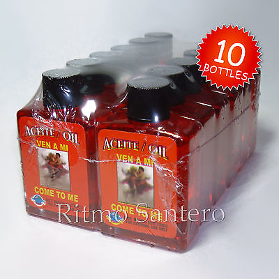 SET OF 10 SPIRITUAL 1/2 OZ OILS YOUR CHOICE FOR SPELLS ANOINTING WICCA & RITUAL