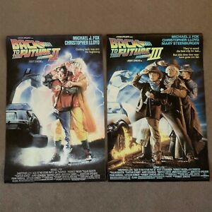 Back to the Future Movie Posters