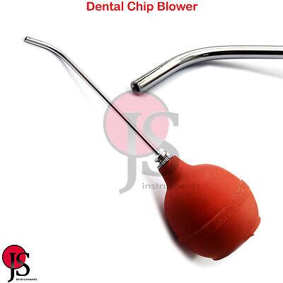 Filling Preparation Phenol Syringe Tube Chip Blower Dentist Clinical Cavity Lab