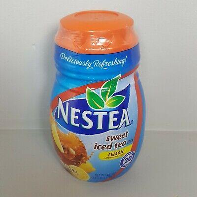 20 Quart Nestea Sweet Iced Tea Mix with Lemon Flavor 45.1 oz Best By: June