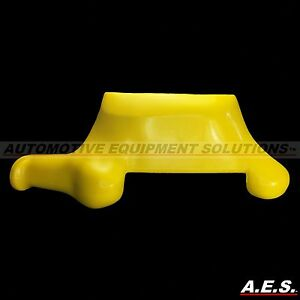 John Bean Tire Changer Mount Demount Head, Premium Yellow