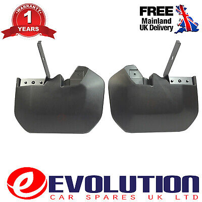Ford 1552574 Ka Rear Mudflaps Set for 2008 Onwards