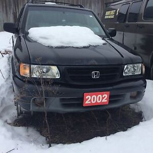 Parting out 2002 honda passport