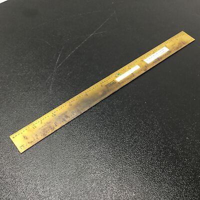 Fowler 52-399-012 Rigid Golden Rule 12300mm Graduation Mm .5mm 164 132