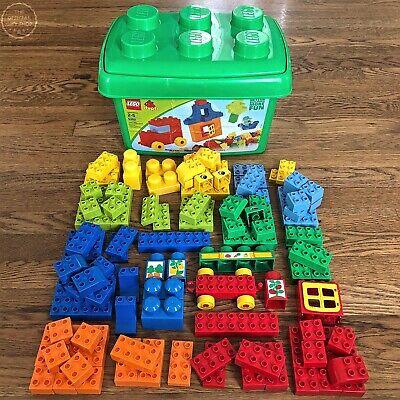 2004 LEGO duplo #5352 Building Blocks Set 147 Pieces Ages 2-5 RARE & Collectible