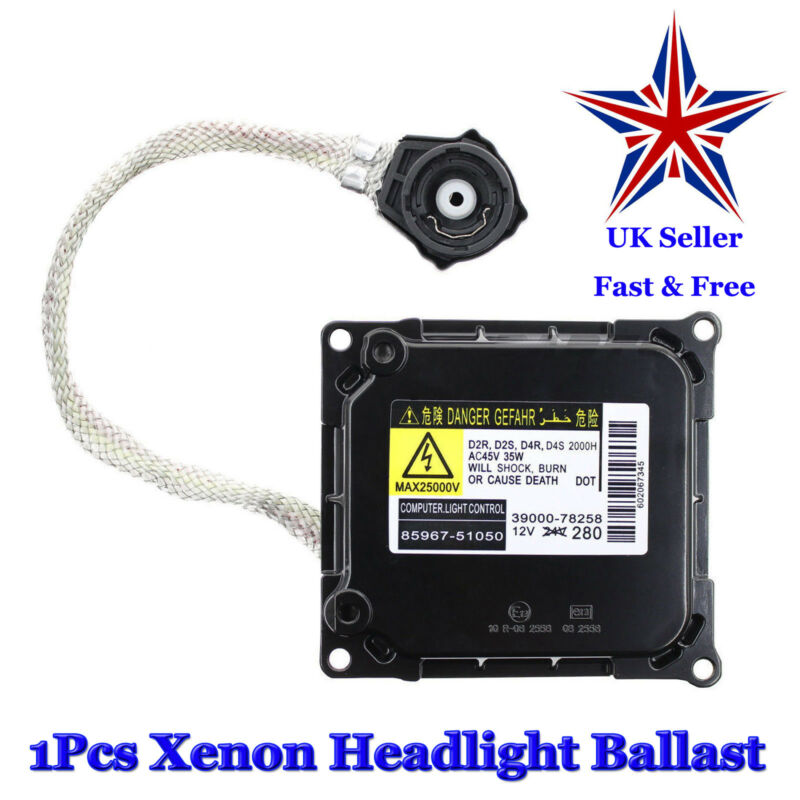 For Lexus IS250 IS350 GS300 GS350 GS450 RX350 Toyota Xenon HID Headlight Ballast