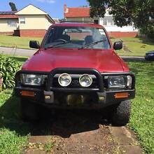 1991 Toyota 4 Runner Wagon Wallsend Newcastle Area Preview