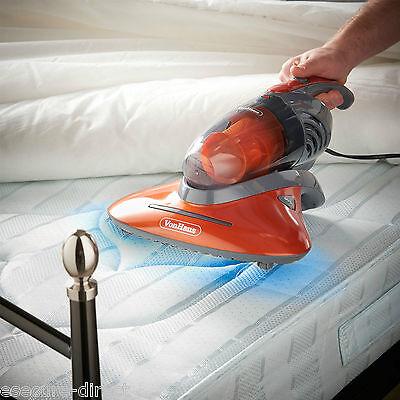 VonHaus UV Anti-Allergy/ Bacterial Hand Held Vacuum Cleaner Bagless Vac 550W
