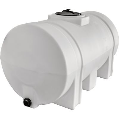 Romotech Poly Storage Tanklegged Tank 125-gallon Capacity 2394