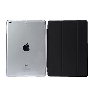 Smart Cover and Hard Back Case for Apple New iPad 4 3 2