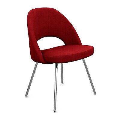 Authentic Knoll Saarinen Executive Armless Chair C 2001