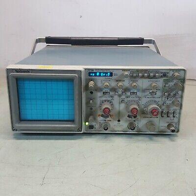 Tektronix 2236 100 Mhz Dual Trace Oscilloscope