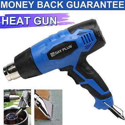 2000w Heat Gun Hot Air Wind -350-550 Degree Temperature Adjustable Electric Hot