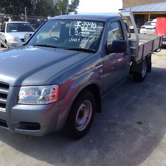 Ford Ranger Turbo Diesel 2008 (Low Ks) Landsdale Wanneroo Area Preview