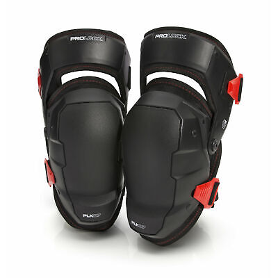 - PROLOCK 93182 Professional Construction Foam Comfort Knee Pads Plus (1 pair)
