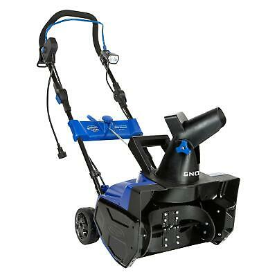 Snow Joe SJ619E Electric Snow Thrower 18-Inch14.5 Amp Motor LED Lights -