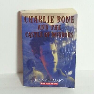Children of the Red King: Charlie Bone and the Castle of Mirrors Paperback (Charlie Bone And The Castle Of Mirrors)
