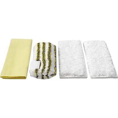 Kärcher Mikrofaser-Tuchset Bad 2.863-171.0, Reinigungstücher