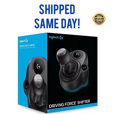 Logitech Gaming Driving Force Shifter for G29 and G920 PS4 XBOX PC! FAST SHIP