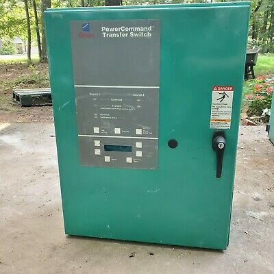Onan Otcpa Transfer Switch 70 Amp