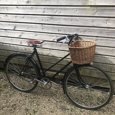 Vintage Antique Original Nurses Bicycle- FULLY RESTORED